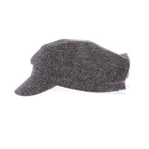 553f356070c99 Nine West Accessories - Nine West Gray Tweed Flat Cap